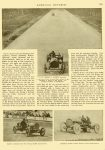 1910 7 NATIONAL Speedway Stock-Car Champions of 1910 AMERICAN MOTORIST  July 1910 Vol. 2 No. 2 9″x11.75″ page 265