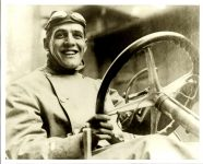 1910 9 NATIONAL Amateur driver Arthur Greiner Drove for National team in September 1910 Photo courtesy: Indianapolis Motor Speedway C 301