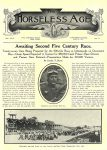 1912 5 22 NATIONAL Indy 500 Awaiting Second Five Century Race By Jerome T. Shaw THE HORSELESS AGE May 22, 1912 University of Minnesota Library 8.75″x11.75″ page 903