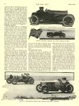 1913 6 2 STUTZ, CASE Indianapolis 500 Article Speedway Honors Go to French Car C. G. Sinsabaugh MOTOR AGE June 2, 1913 University of Minnesota Library 8.5″x11.5″ page 6