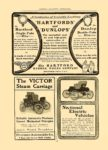 1902 NATIONAL National Electric Vehicles May 1902 HARPER'S MAGAZINE ADVERTISER 6.75″x9.75″, AD = 2.75″x4.25″ page 91