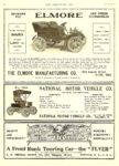 1904 5 18 NATIONAL National Motor Vehicle Co BOTH POWERS Electric Gasoline THE HORSELESS AGE May 18, 1904 Vol. 13 No. 20 9″x12″ page X