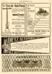 1904 11 11 NATIONAL National Electric Model No. 50 THE HORSELESS AGE Nov 11, 1903 Vol. 12 No. 20 9.25″x12″ page 13