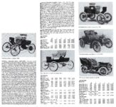 NATIONAL Indianapolis, Indiana 1900-1924 Standard Catalog of AMERICAN CARS 1805-1942 By Beverly Rae Kimes & Henry Austin Clark, Jr. Krause Publications ISBN: 0-87341-428-4 8.5″x11″ pages 1032 & 1033