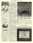 1911 10 28 OHIO Electric The OHIO ELECTRIC The Ohio Electric Car Company Toledo, OHIO THE SATURDAY EVENING POST October 28, 1911 10.25″x14″ page 53