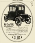 1913 12 4 OHIO Electric Model 40 IMITATED! The Ohio Electric Car Company Toledo, OHIO LIFE December 4, 1913 8.5″x11″ page 963