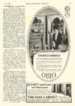 1914 3 21 OHIO Electric The Envied THOROUGHBRED! The Ohio Electric Car Company Toledo, OHIO The Literary Digest March 21, 1914 8.25″x11.75″ page 661