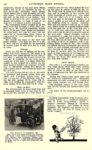 1918 6 OHIO Electric Ohio Model 41at Pasadena, Cal. The Ohio Electric Car Company Toledo, OHIO AUTOMOBILE TRADE JOURNAL June 1918 6.25″x10″ page 186