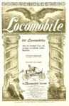 "1900 6 ""Locomobile"" 800 Locomobiles VEHICLES The Century Illustrated Monthly Magazine Vol. LX No. 2 June 1900 6.75″x10″ page 53"