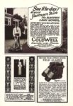 1925 ca. COLDWELL Dependable Lawn Mowers The ELECTRIC LAWN MOWER 9″x10″