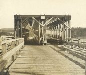 20 – Wabasha Street bridge; built 1858; tolls abolished 1874 Photographs of Early St. Paul From Edward A Bromley's Collection Published ca. 1910 5'5″x3.5″ Postcard