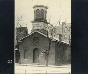 43 – Oldest building in St. Paul. Methodist Church, Market Street Photographs of Early St. Paul From Edward A Bromley's Collection Published ca. 1910 5'5″x3.5″ Postcard