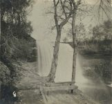 8 – Minnehaha Falls, 1865 Photographs of Early St. Paul From Edward A Bromley's Collection Published ca. 1910 5'5″x3.5″ Postcard