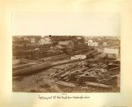 30 – 1857 Up 2d Ave. South? From Edward A Bromley's Collection 8″x6″ photo from original negative