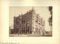 3936 HOTEL BARTEAU, 1889 West 9th ST & Smith AVE North St. Paul, Minnesota (Demolished 1969) ca. May 1893 8.75″x6.25″