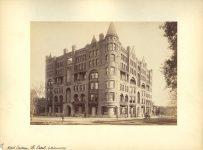 3936 HOTEL BARTEAU, 1889 West 9th ST & Smith AVE North St. Paul, Minnesota (Demolished 1969) ca. May 1893 8.75″x6.25″