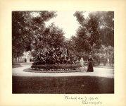 Portland Ave. & 17th St. Minneapolis Minneapolis, Minnesota ca. May 1893 9.5″x7.75″