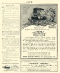 1905 6 15 POPE WAVERLEY ELECTRIC From the Groom to the Bride Model 36 $900 = $22,645 in 2012 Pope Motor Car Company Indianapolis, IND LIFE June 15, 1905 8.5″x10.5″