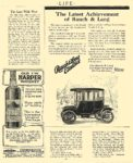 1912 RAUCH & LANG Electric The Latest Achievement of Rauch & Lang The Rauch & Lang Carriage Co Cleveland, OHIO LIFE 1912 8.5″x11″ page 411