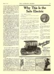 1912 3 9 RAUCH & LANG Electric Why This Is the Safe Electric The Rauch & Lang Carriage Company Cleveland, OHIO THE LITERARY DIGEST March 9, 1912 9″x12″ 8.5″x11″ page 501