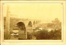 1. Stone Arch Bridge, St. P. M. & M. R. R. Souvenir of Minnesota Minneapolis, Series No. 1 Published by The St. Paul Book & Stationery Co St. Paul, MINN 1886