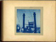 1897 Minneapolis & St. Paul, Minnesota PHOTOGRAPHS To: Mrs. N.F. Parsons from M.I. Came, St. Paul, Minn (524 Cedar?) October 21st 1897 Snapshot: 3.5″x3.5″ Album: 7″x5.5″