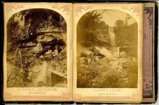ALBUM of the ROUNDS Page 5: MINERAL SPRINGS Minneapolis, E.D. Page 6: FAWN'S LEAP Minneapolis, E.D.