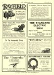 1912 2 14 STANDARD Electric $1850 The Standard Electric Car Co. Jackson, MICH THE HORSELESS AGE February 14, 1912 8.5″x12″ page 32
