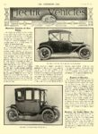 1912 8 7 STANDARD Electric Standard Electric Coupe, Model No. 3 The Standard Electric Car Co. Jackson, MICH THE HORSELESS AGE August 7, 1912 8.5″x12″ page 214