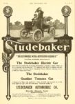 1904 5 18 STUDEBAKER South Bend, Indiana THE HORSELESS AGE May 18, 1904 Vol. 13 No. 20 9″x12″ page XXXVIII