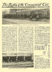 1908 1 9 STUDEBAKER Electric The Realm of the Commercial Car Studebaker Automobile Company South Bend, IND MOTOR AGE January 9, 1908 8.5″x12″ page 22