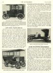 1908 1 23 STUDEBAKER Electric Truck Studebaker Builds Electric Bank Wagon THE AUTOMOBILE January 23, 1908 University of Minnesota Library 8.25″x11.75″ page 118