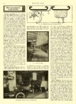 1909 1 21 STUDEBAKER Electric Madison Square Garden Show Studebaker Electrics In The Restaurant Studebaker Automobile Company South Bend, IND MOTOR AGE January 21, 1909 8.75″x12″ page 20