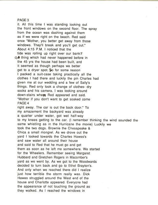 1938 Hurricane Transcript p3-4
