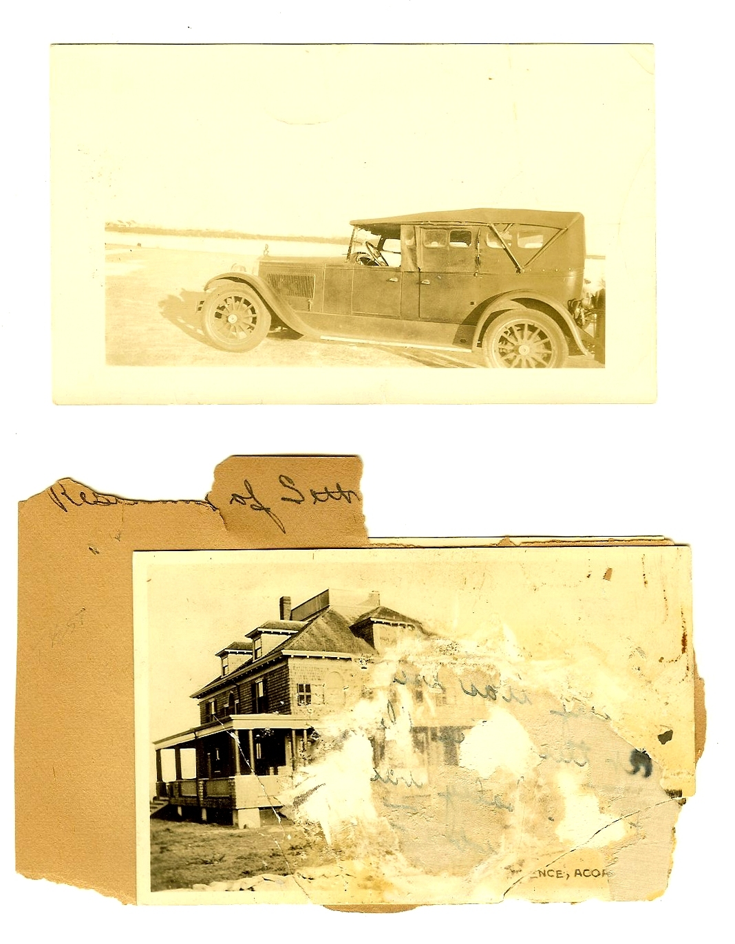 The 1938 Hurricane photos p1