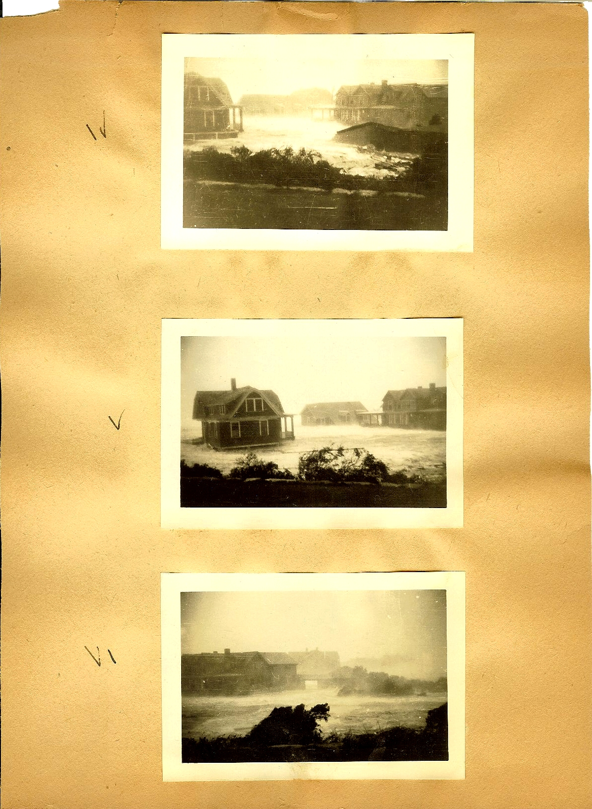 The 1938 Hurricane photos p12