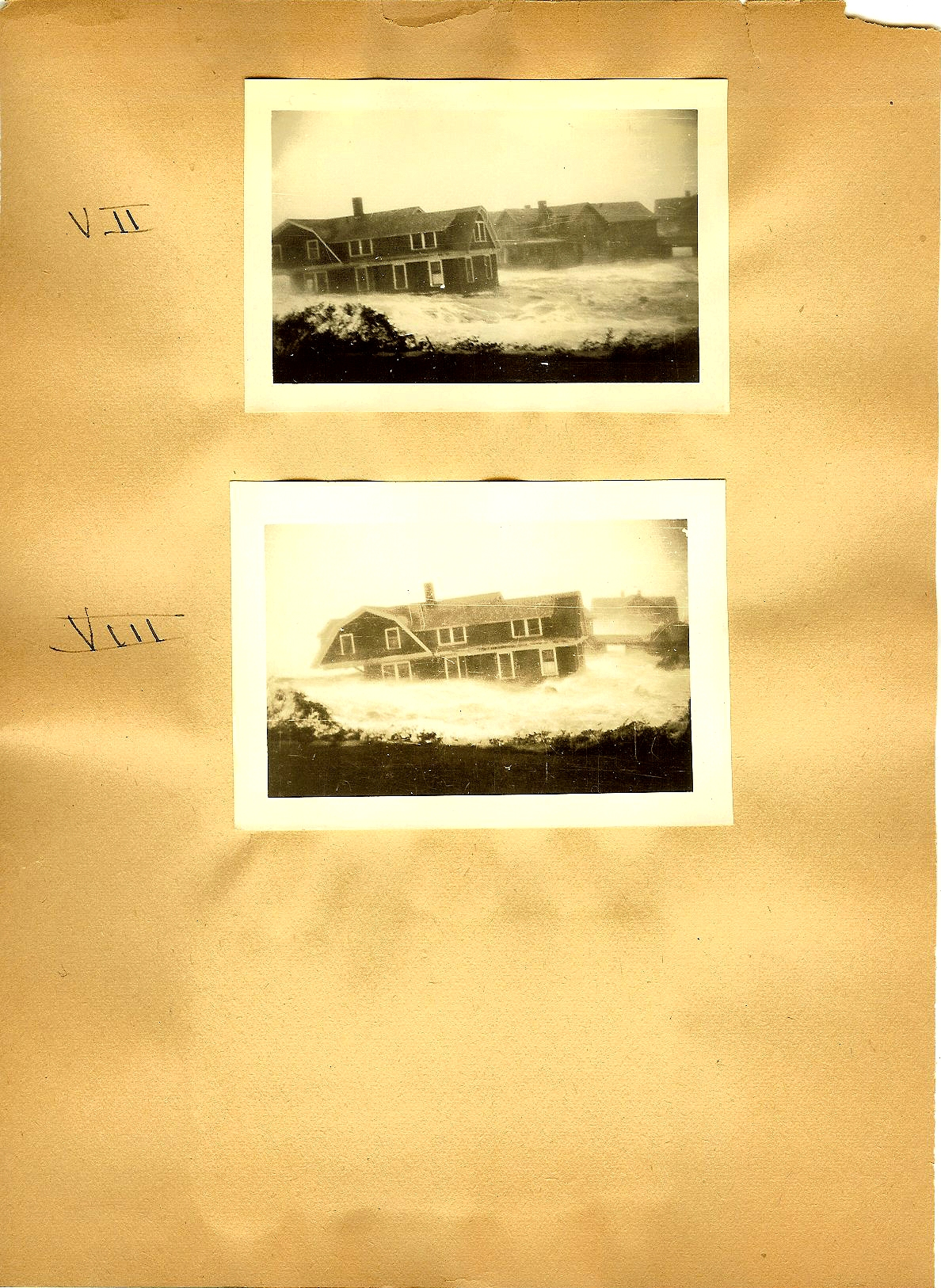 The 1938 Hurricane photos p13