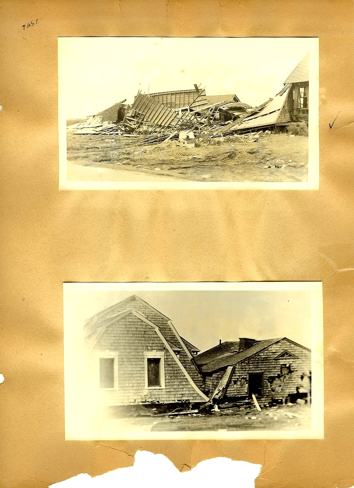 The 1938 Hurricane photos p17
