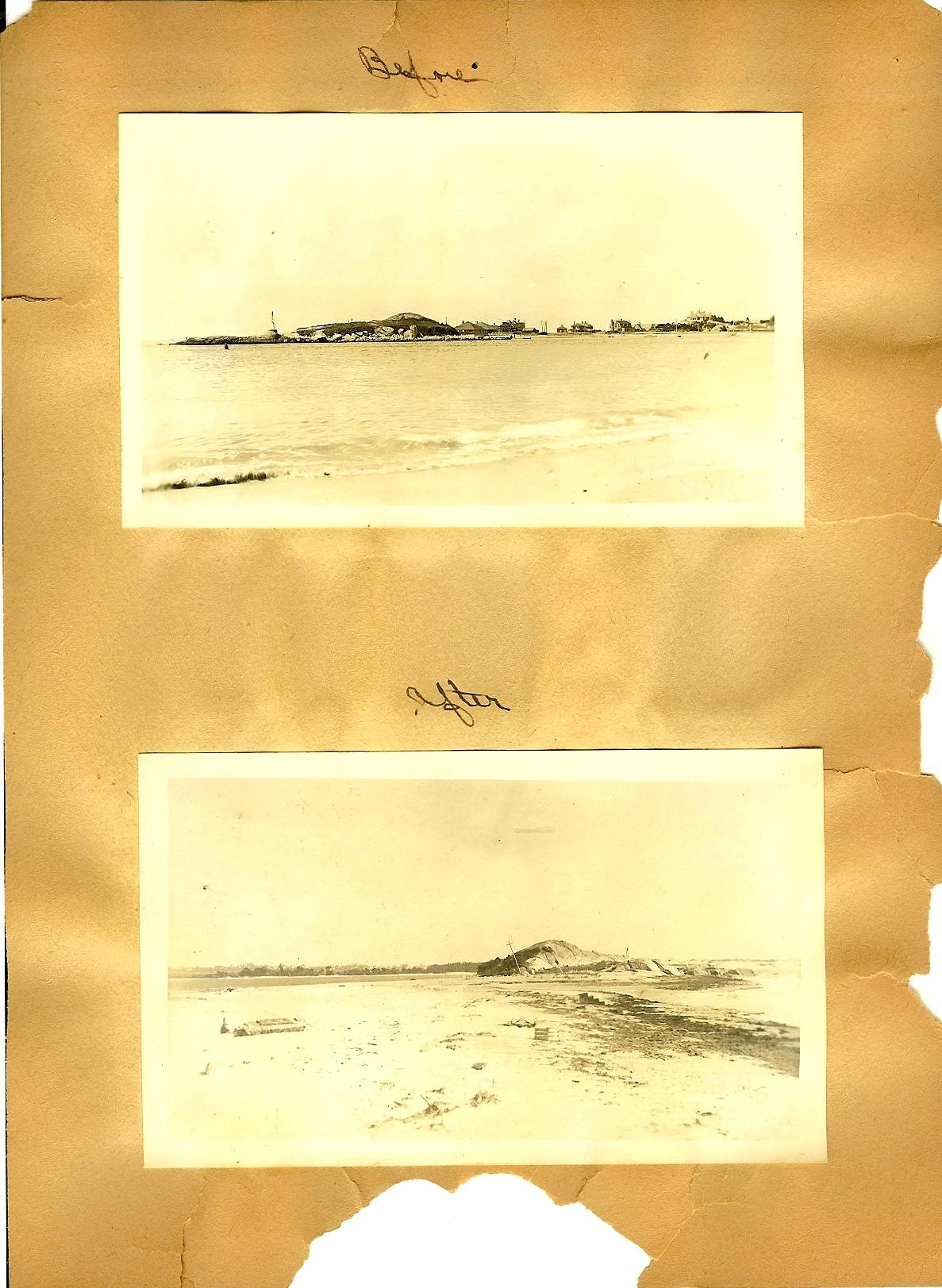 The 1938 Hurricane photos p19