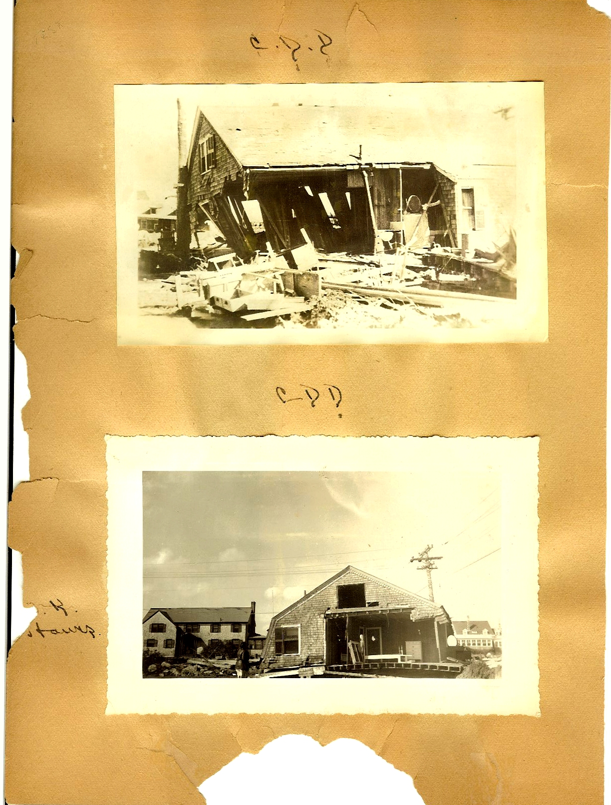 The 1938 Hurricane photos p20