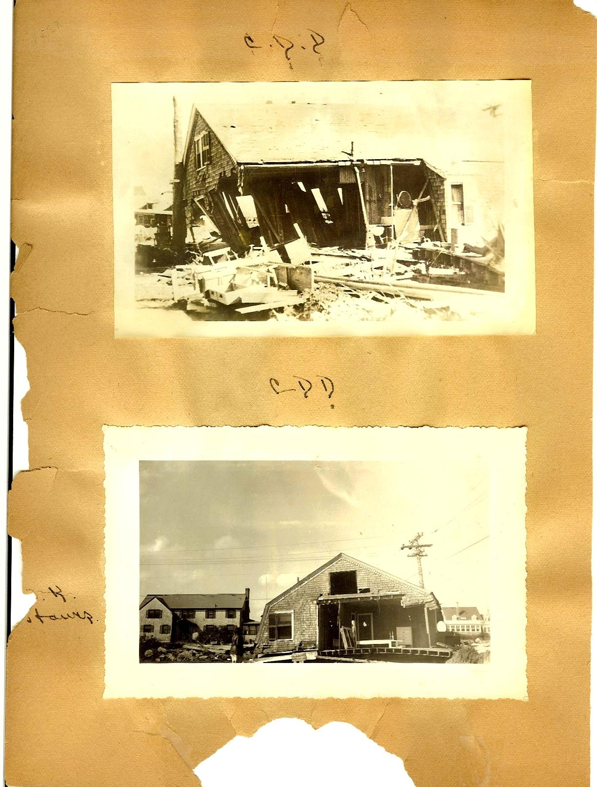 The 1938 Hurricane photos p20