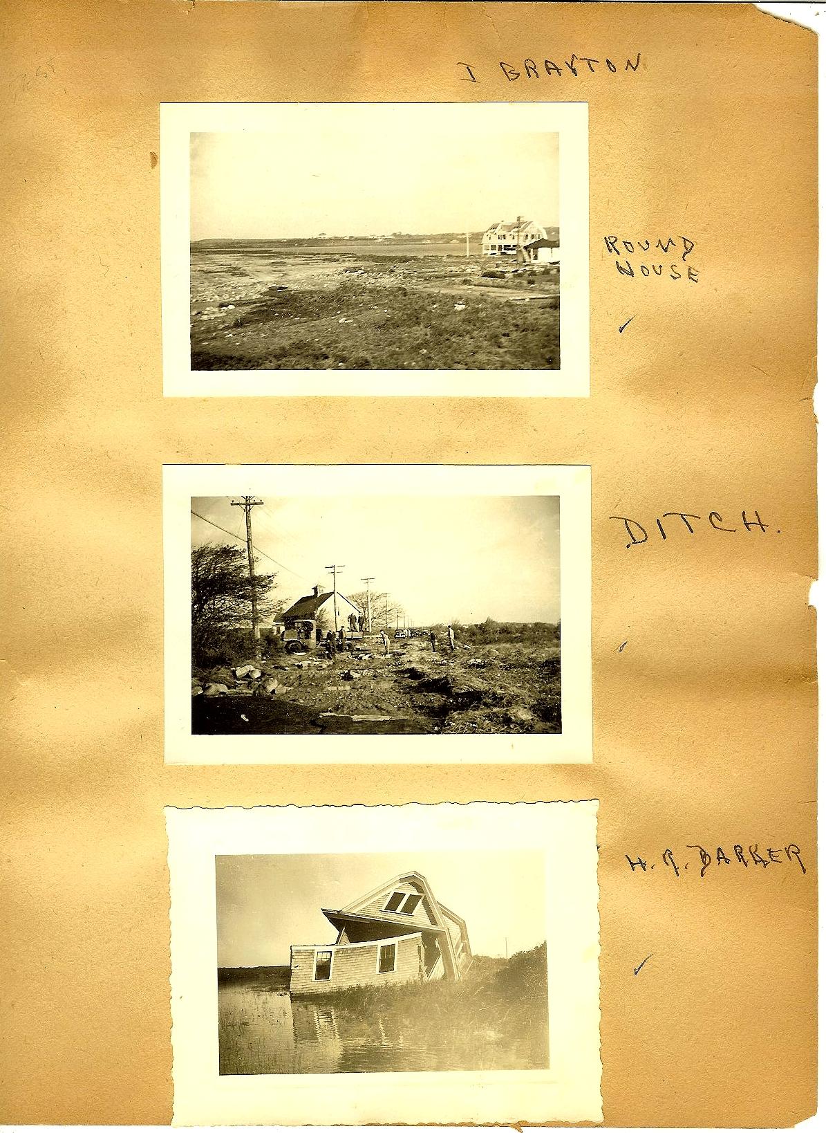 The 1938 Hurricane photos p25