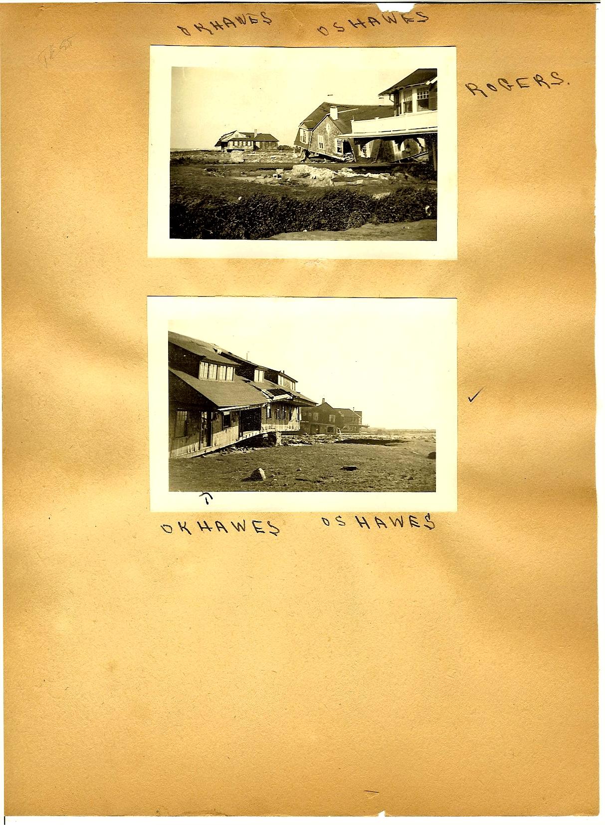 The 1938 Hurricane photos p27