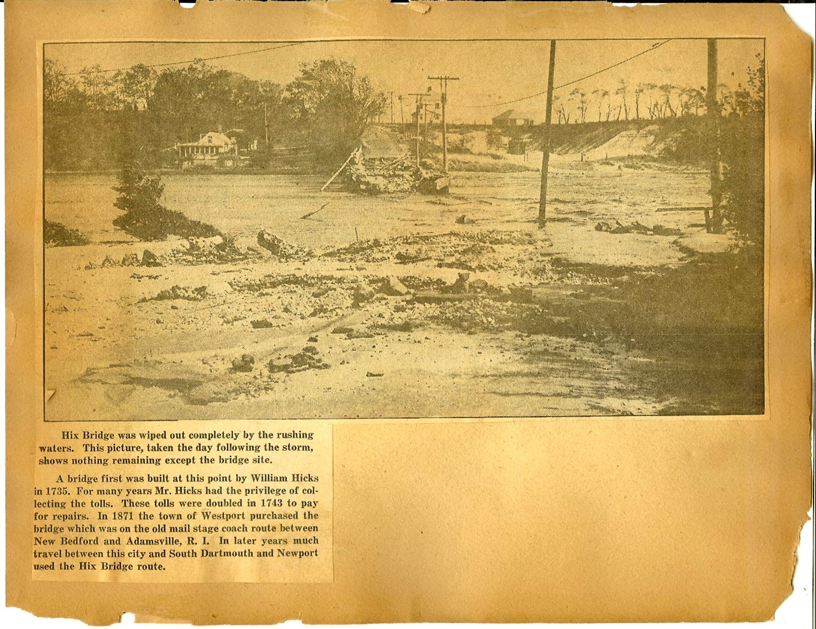 The 1938 Hurricane photos p31