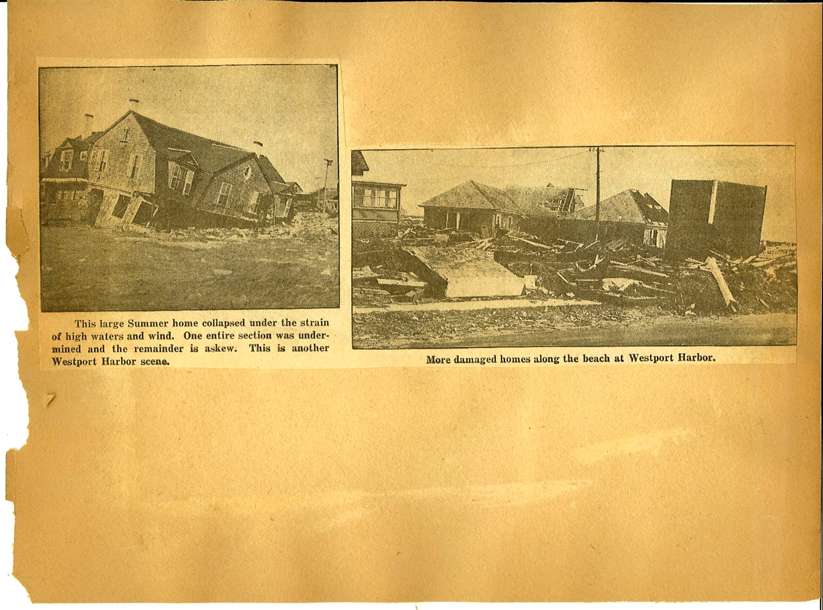 The 1938 Hurricane photos p32