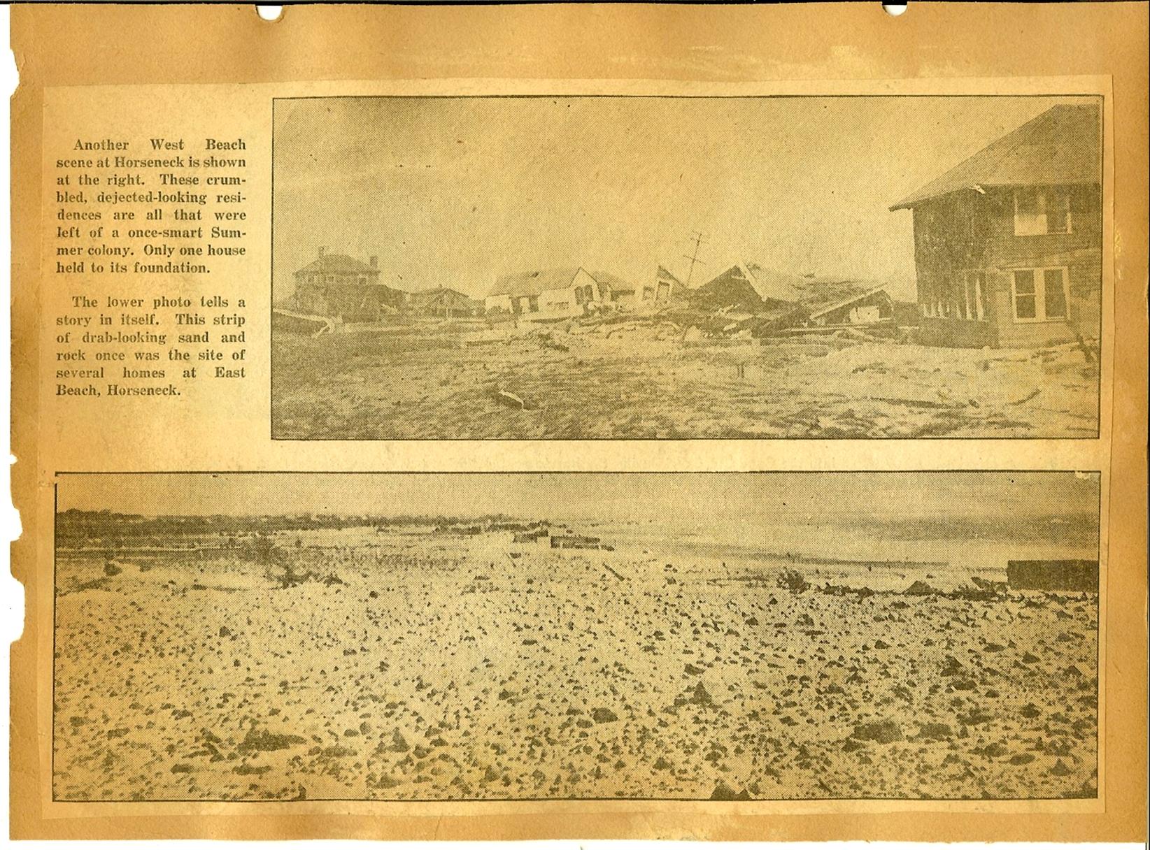 The 1938 Hurricane photos p33