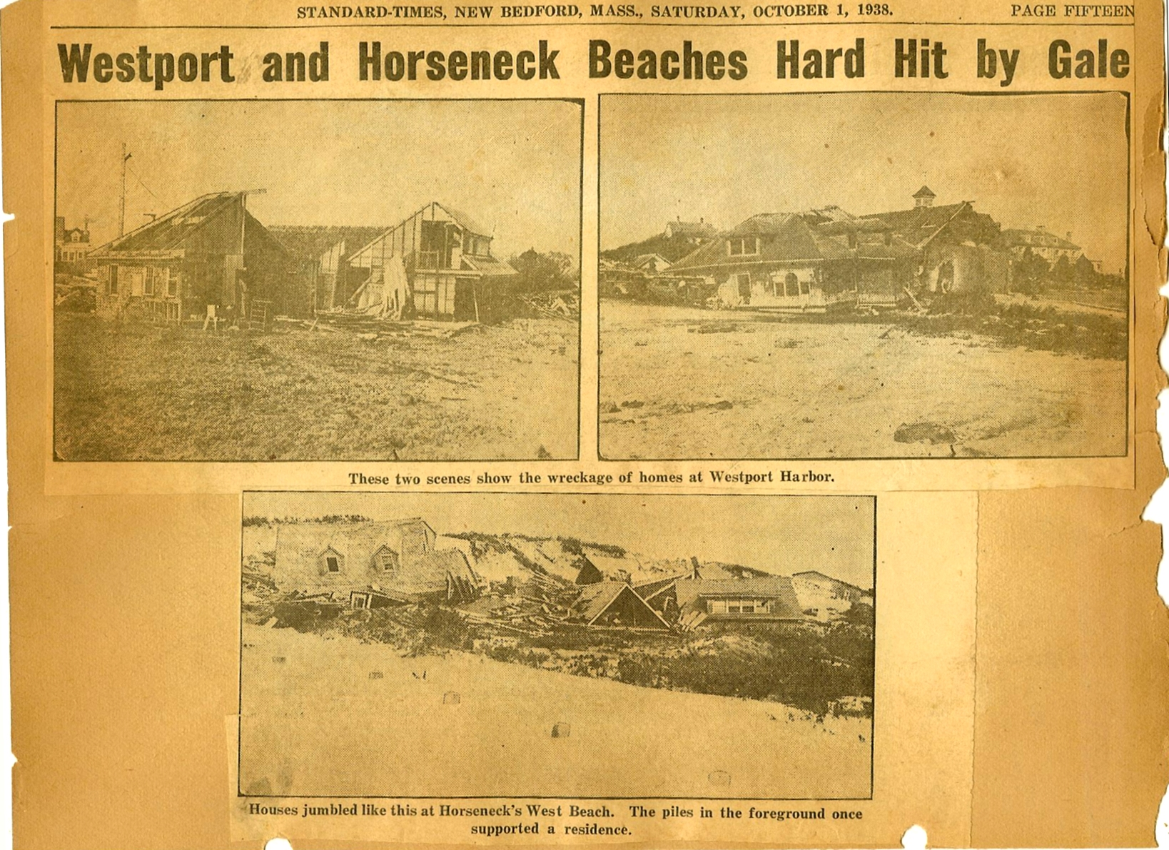 The 1938 Hurricane photos p34
