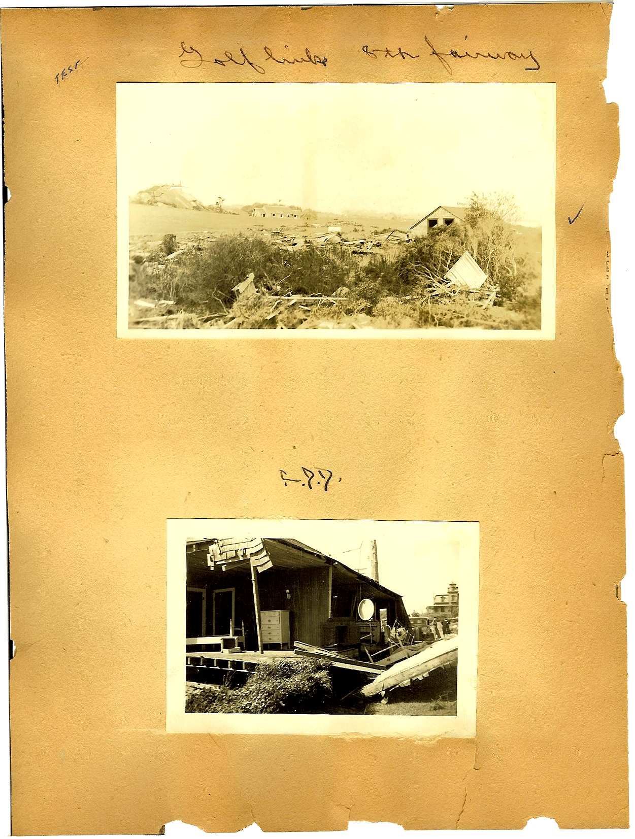 The 1938 Hurricane photos p9