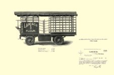 1903 The Vehicle Equipment Co. ELECTRIC VEHICLES HIGH GRADE ELECTRIC AUTOMOBILES PLEASURE VEHICLES COMMERCIAL VEHICLES VEHICLE EQUIPMENT COMPANY The RAINIER COMPANY, General Sales Agents New York, New York 11″x7.25″ page 20