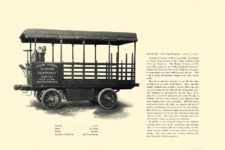 1903 The Vehicle Equipment Co. ELECTRIC VEHICLES HIGH GRADE ELECTRIC AUTOMOBILES PLEASURE VEHICLES COMMERCIAL VEHICLES VEHICLE EQUIPMENT COMPANY The RAINIER COMPANY, General Sales Agents New York, New York 11″x7.25″ page 26